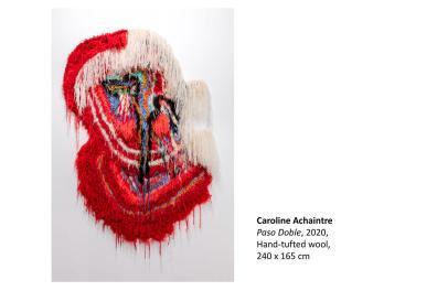 Caroline Achaintre Paso Doble