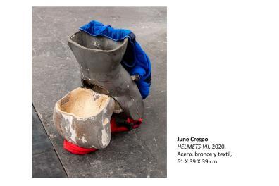 June Crespo HELMETS VII