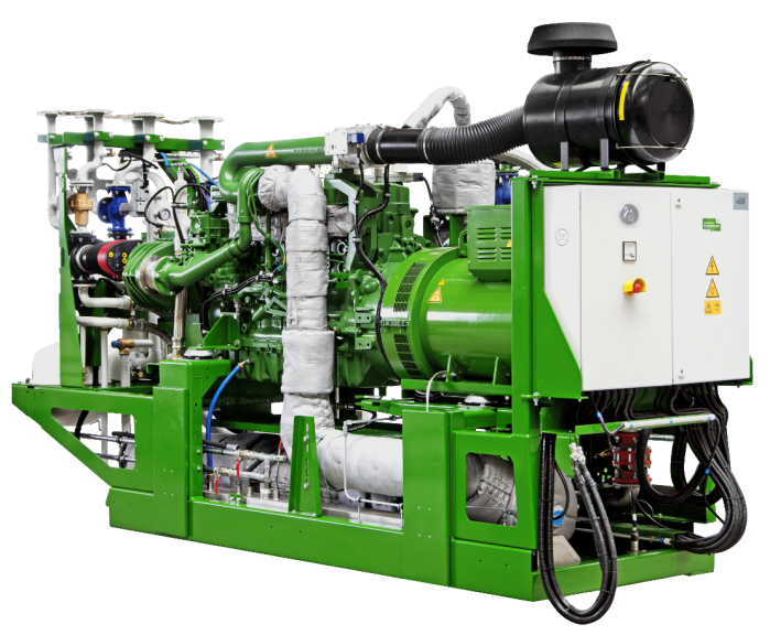 2G SOLUTIONS OF COGENERATION