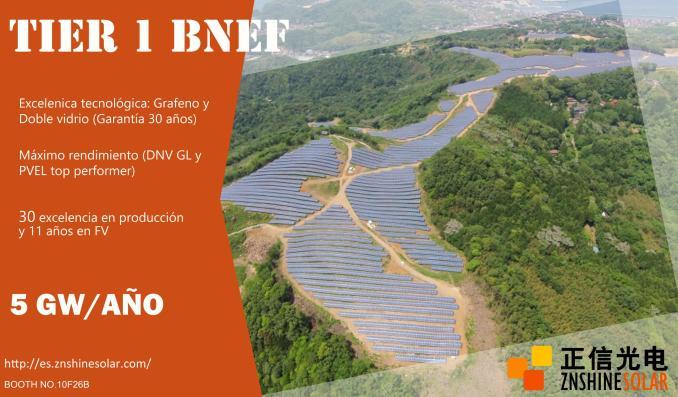 ZNSHINE Solar, los expertos nos avalan. Calidad que se percibe al primer in