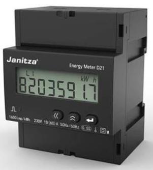 Nuevos medidores de energía Janitza-Cydesa en el STAND 10E36