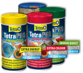La nueva gama TetraPro