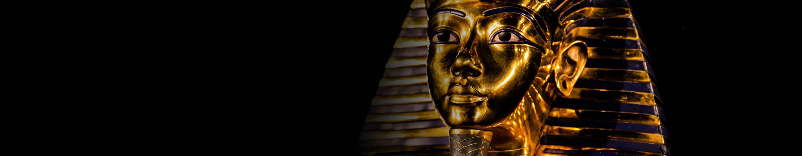 El faraón Tutankhamon