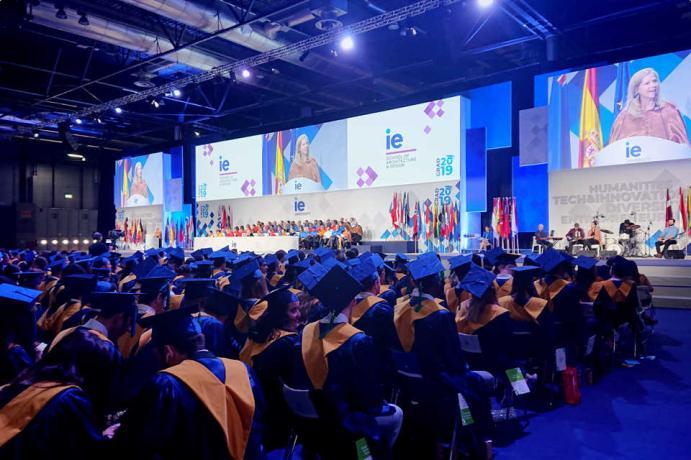 Graduación IE 2018