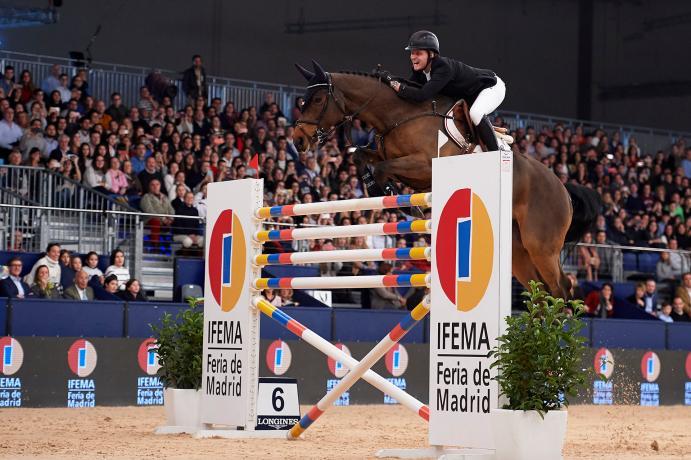 IFEMA Madrid Horse Week acogerá diferentes competiciones