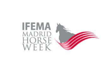 Ifema madrid horse week logo