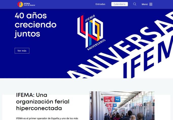 IFEMA nueva web