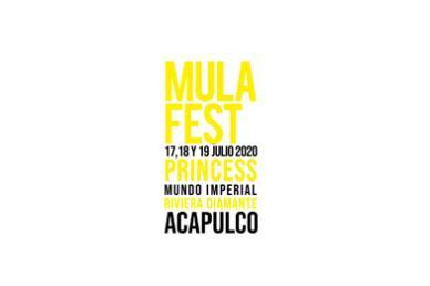 Logo Mulafest Acapulco