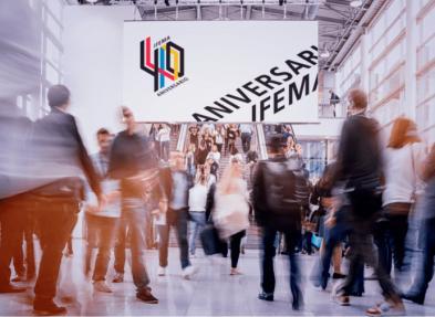 IFEMA 40 aniversary