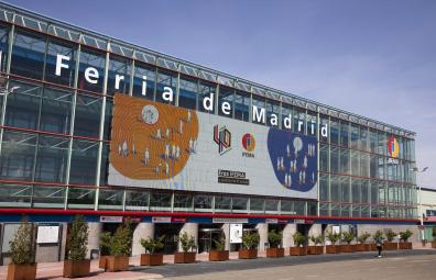 South Access IFEMA, Feria de Madrid