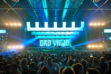 Un gran show de DJ Nano en IFEMA, Feria de Madrid
