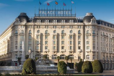 Hotel The Westin Palace, Madrid