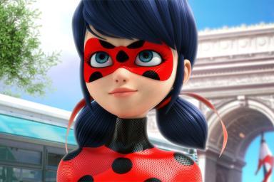 Ladybug cobra vida en Miraculous en Madrid