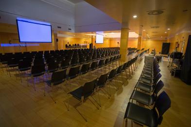 Sala retiro teatro