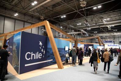Stand de Chile en COP25