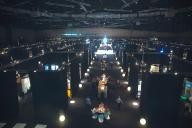Exposición pabellones recinto ferial