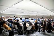 Sala de conferencias de COP25