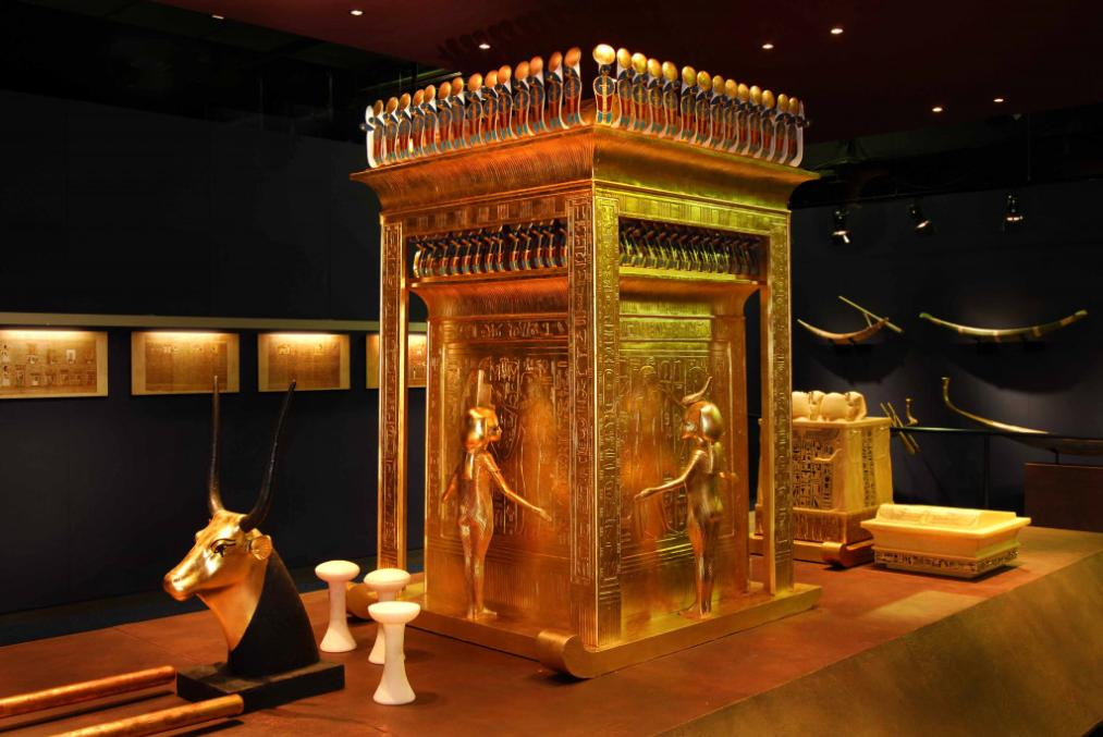 Más de 1000 piezas forman parte de la exposición