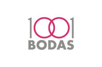 1001 Bodas logo