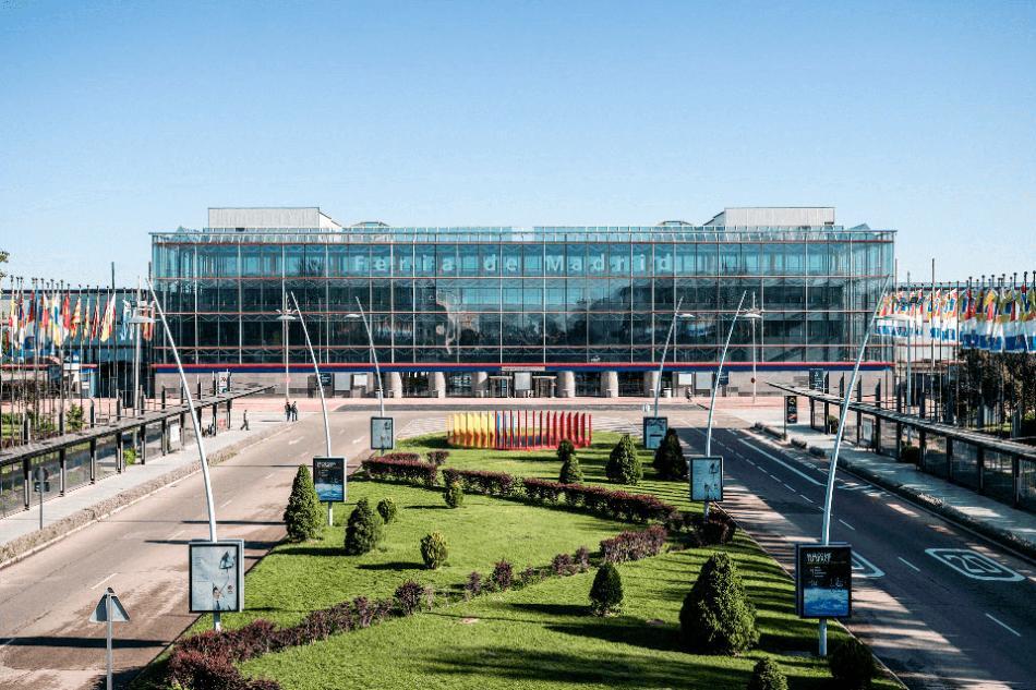 Centro de Convenciones sur 2