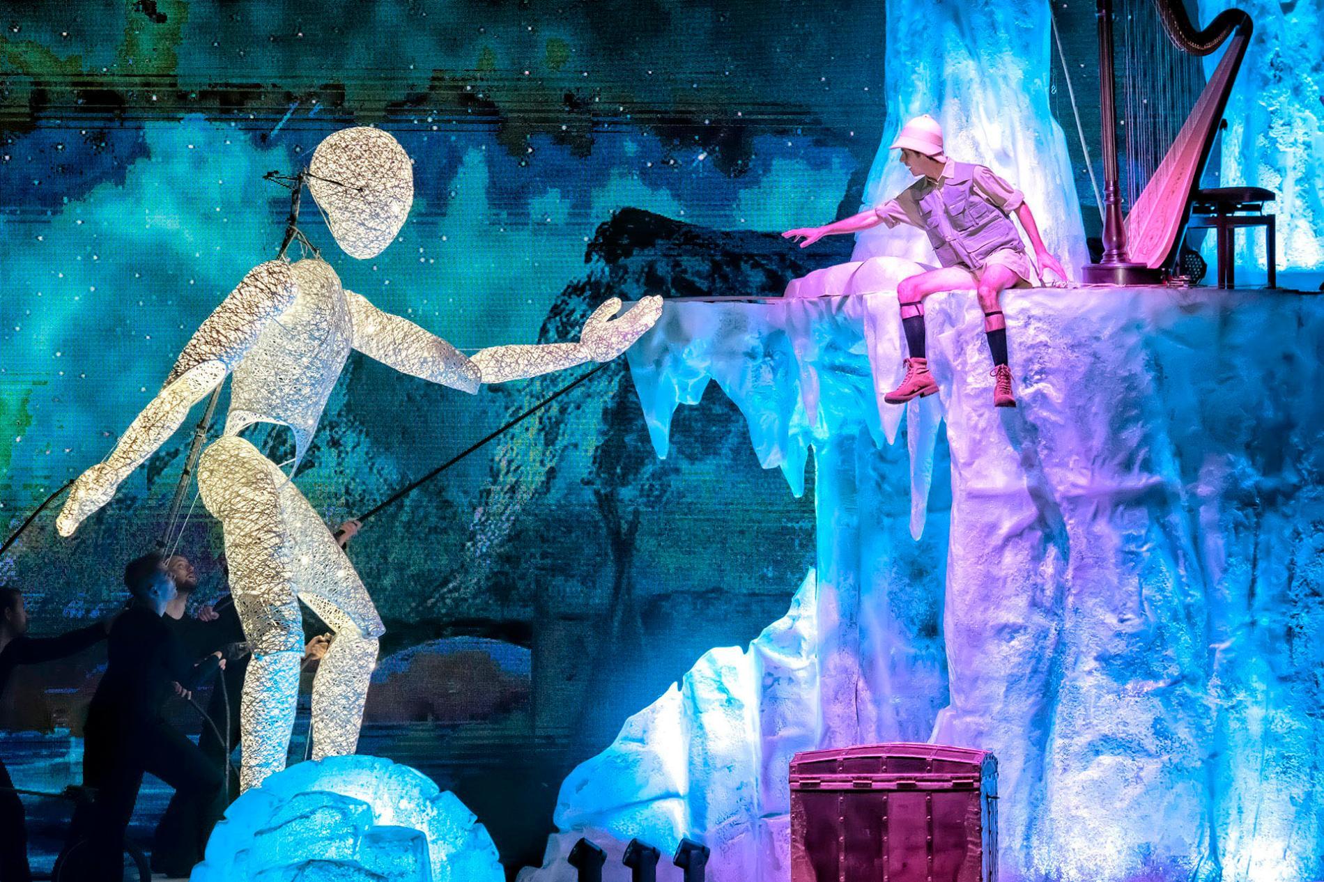Circo de Hielo 2 cuenta la historia de un pueblo esquimal