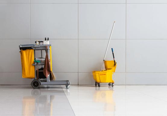 Limpieza y gestión de residuos