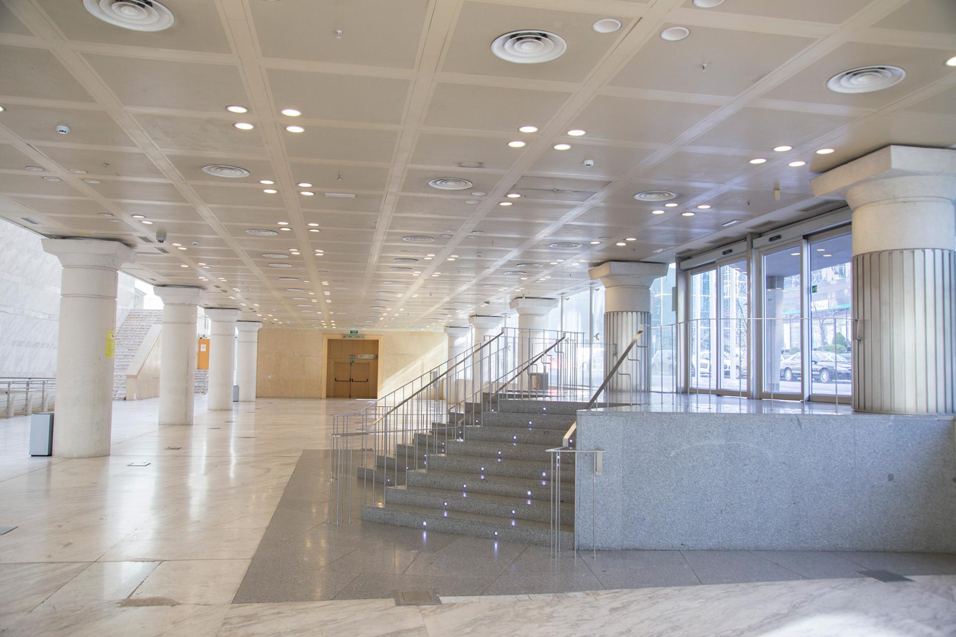 Palacio Municipal alquiler congresos
