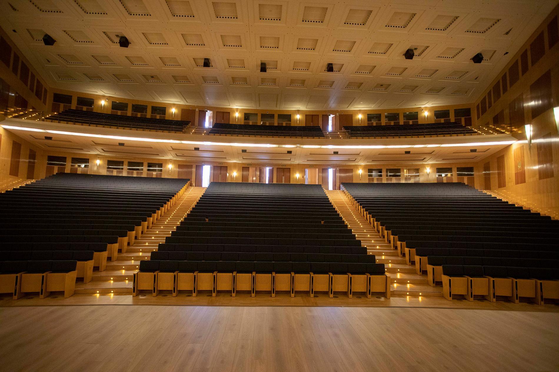 Palacio Municipal alquiler espacios congresos