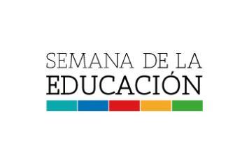 Semana de la educación logo