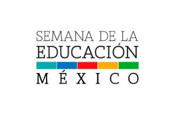 Semana de la educación México logo