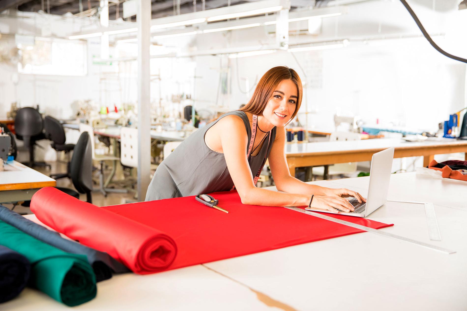 Textil grande