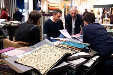 Editores Textiles presentan un exclusivo escaparate