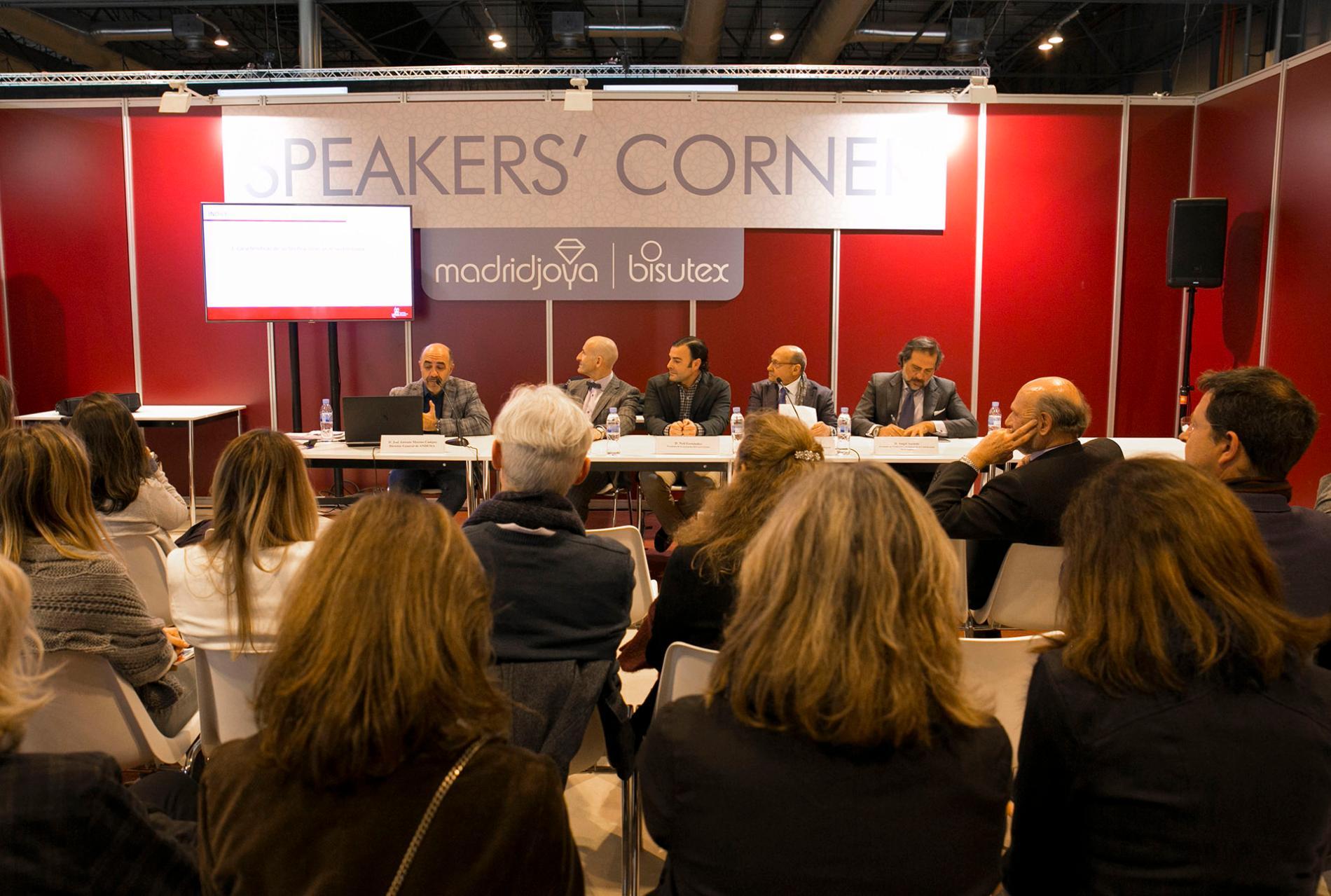 Foto ambiente Speaker Corner INTERGIFT