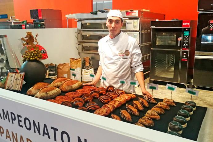 Daniel Flecha gana el III Campeonato Nacional de Panadería Intersicop 2019