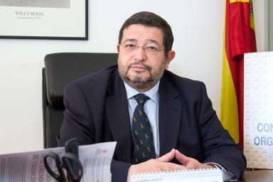 José María Fernández del Vallado, the secretary general of the Spanish Confederation of Bakery, Confectionery, Pastry and Like Products (CEOPPAN)