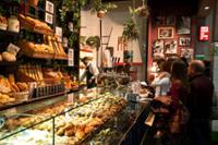 Mostrador de panaderia de la feria INTERSICOP