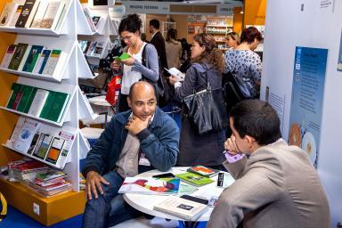 450 companies, 152 activities, 650 international guests