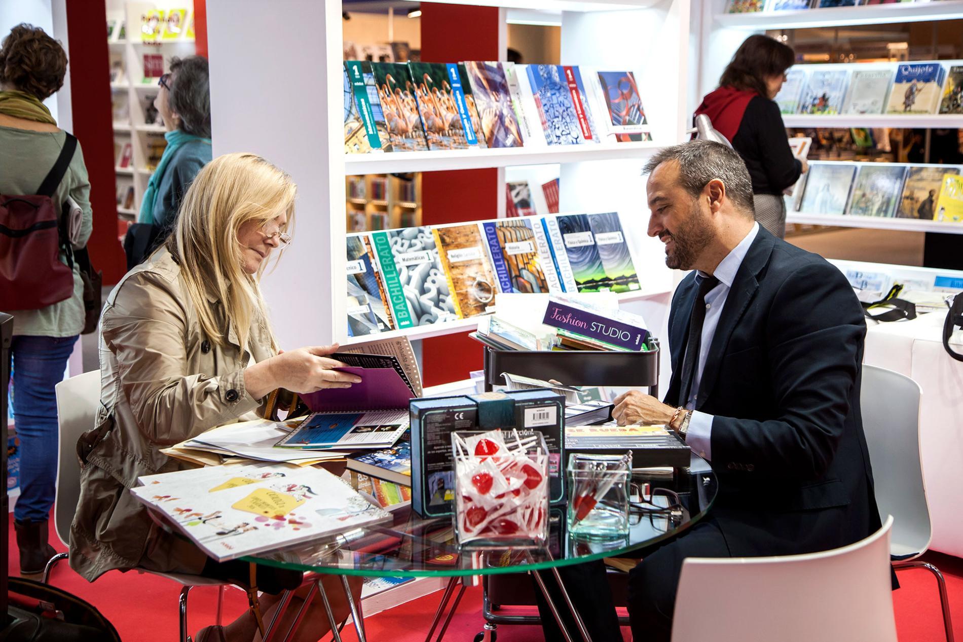 Liber 2017 muestra optimismo en el sector del libro