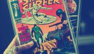 Portadas de comic manga