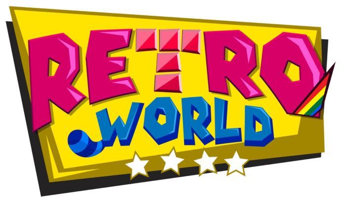 Logo de RetroWorld | Madrid Games Week 2019