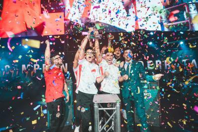 CS GO ganadores campeonato