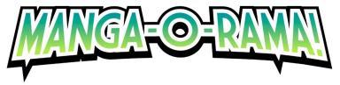 Logo del Manga O Rama para Madrid Games Week