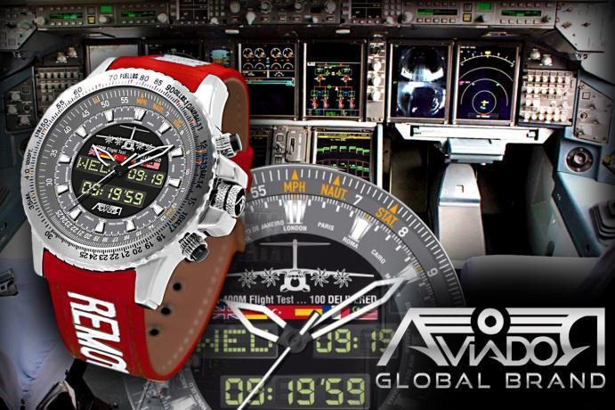 Aviador Global Brand