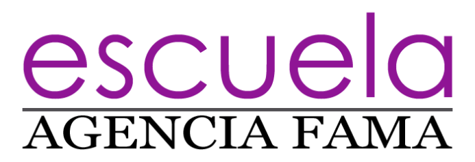Colaboración Agencia y Escuela de Modelos FAMA