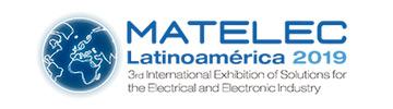 Matelec Latinoamérica logotype