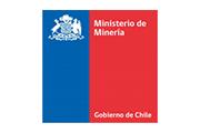 Logo Ministerio Minería chile