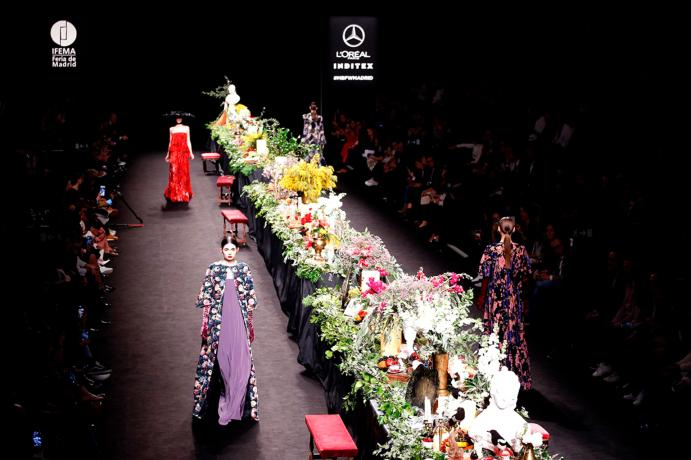 Internationalization of the 69th edition of MBFWMadrid