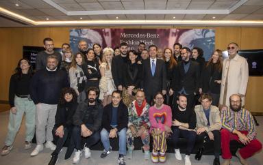 FOTO FAMILIA 71º EDICION MBFWMADRID