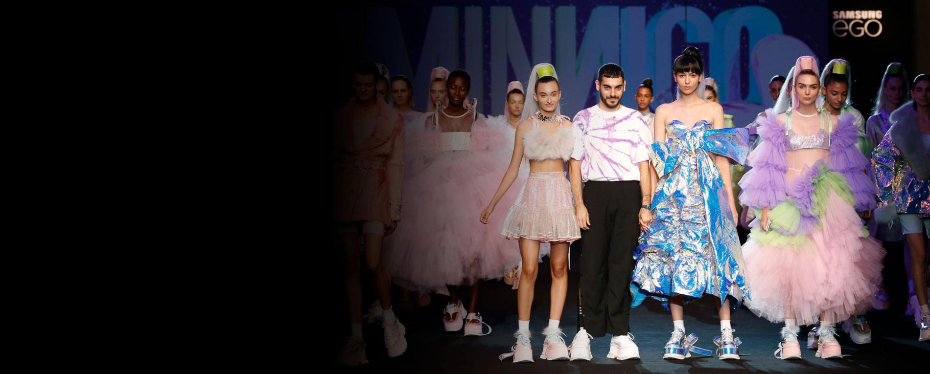 Mbfwmadrid The Great Spanish Fashion Catwalk