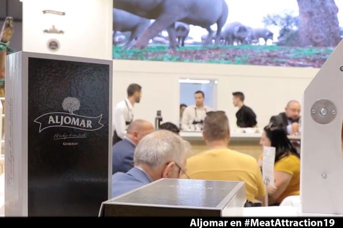 Aljomar en #MeatAttraction19
